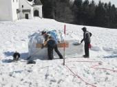 Gradnja pohorskih bajt