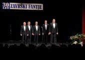 Koncert Završkih fantov
