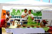 Tekmovanje v kuhanju kisle župe na sejmu KOS 2015