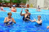 Športanje, plavanje in druženje