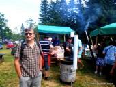 Kuhanje Pohorskega piskra na Ruški koči
