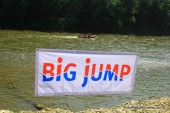 Big jump na mostu pri Črncih