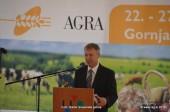 Otvoritev sejma AGRA 2015