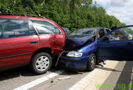 V Lenartu se je pripetila prometna nesreča