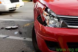Prometna nesreča v Ženjaku