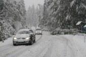 Na cestah pričakujemo zimske razmere