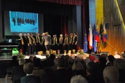 V Rušah slavnostna akademija ob obletnici padca 1. Pohorskega bataljona