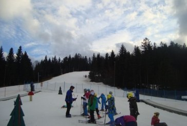 Danes brezplačna smuka za osnovnošolce na Mariborskem Pohorju