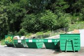 Zbirni center komunalnih odpadkov v Šentilju