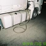 V Lormanju znova ukradli gorivo