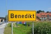 V Benediktu zaključujejo obnovo dveh cestnih odsekov