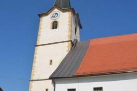 V Cerkvenjaku farno žegnanje