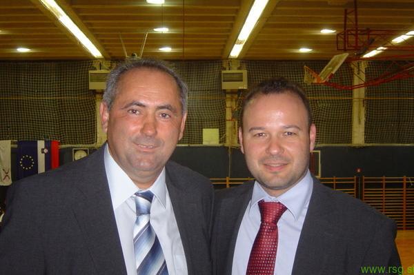 Danes v Golu Radenko Mijatovič, podpredsednik Nogometne zveze Slovenije