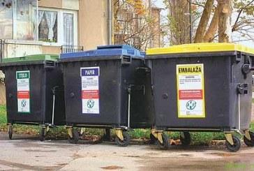 Poostrili nadzor nad ločevanjem odpadkov
