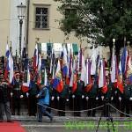 Veterani vojne za Slovenijo Lenart bodo zamenjali vodstvo