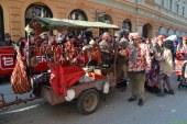 Mednarodni KarnevalFest privabil več kot 2700 mask