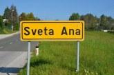 V občini Sv. Ana letošnji proračun za 600 tisoč evrov lažji od lanskega