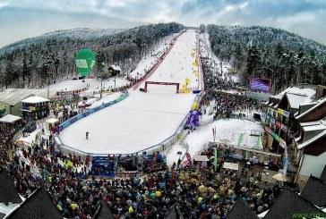 Dovolj snega za Zlato lisico v Mariboru