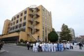 Zaradi gripe omejeni obisk v UKC Maribor