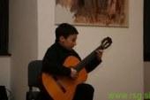 Najboljši mladi kitaristi Štajerske in Pomurja