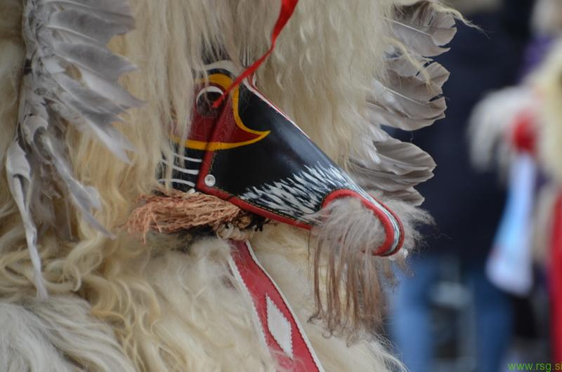 Obhodi kurentov vpisani na Unescov seznam nesnovne kulturne dediščine