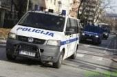 Policisti naprošajo za informacije o prometni nesreči