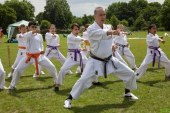 Na osnovnošolski karate ligi v Selnici ob Dravi blesteli tudi karateisti iz Lenarta