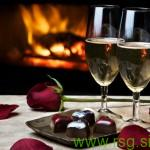Nagradna igra: Valentinova večerja v romantičnem vzdušju
