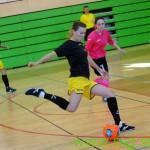 Odločilne tekme v futsalu za ženske v Voličini