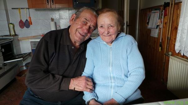 Karolina in Jože Korošec po 65 letih skupnega življenja navdih za zakonske pare