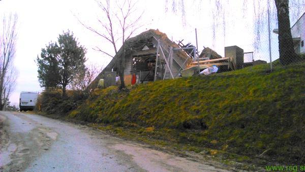 Požar na Sv. Ani povzročil 70 tisoč evrov škode