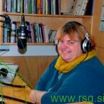 Današnja gostja Miša Pušenjak, specialistka za zelenjadarstvo in okrasne rastline