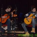 FOTO: Mladi glasbeniki v Lenartu navdušili