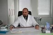 Jožef Kramberger o delu v zdravstvenem domu Lenart
