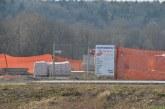 FOTO: Gradnja kompleksa v industrijski coni Lenart