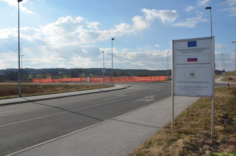 Lenart: V industrijski coni prodano še eno zemljišče