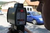 Radarska kontrola danes na območju Slovenske Bistrice in Ruš