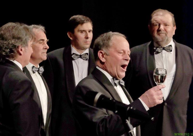 FOTO: Jubilejni koncert Završkih fantov