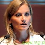 Današnja gostja: Katarina Kresal, predsednica Evropskega centra za reševanje sporov