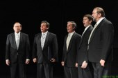 Jubilejni koncert Završkih fantov v Lenartu