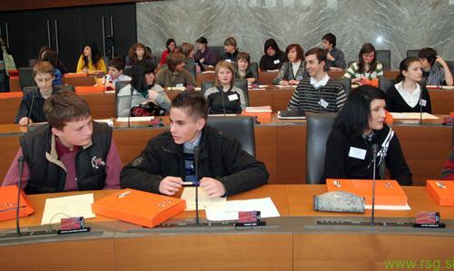 Otroci o izobraževanju in poklicni orientaciji