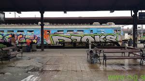 Z grafiti do lepše podobe podhoda na železniški postaji Ptuj