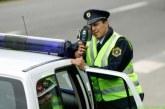 Radarska kontrola danes na območju avtocest in v Rušah