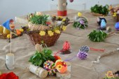 V Lenartu še zadnjič letos velikonočni sejem