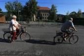 V Rušah začeli z gradnjo kolesarske poti