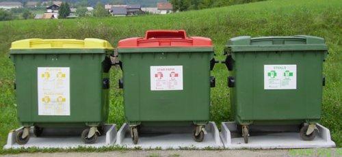 V občinah Spodnjega Podravja novi centri za odpadke