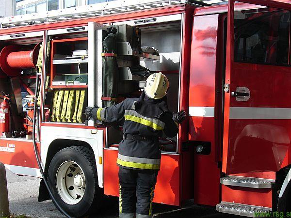 Za gasilce bosta v Sp. Kungoti natopila tudi Tanja Žagar in Boštjan Konečnik