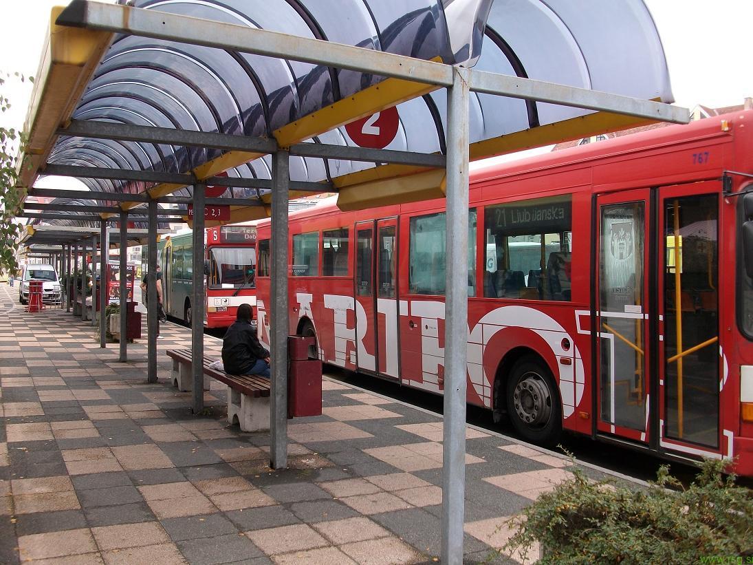 Akcija za solidarnost na mariborskih mestnih avtobusih