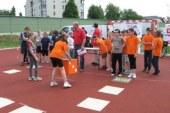 "Jubilejna 10. otroška varnostna olimpijada s ""Štengijado"""