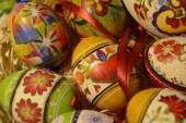 FOTO:  Razstava pirhov v Sv. Trojici na ogled do nedelje